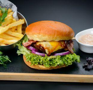 Sky Legend Burger